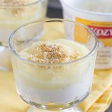 Lemon Pie Rice Pudding