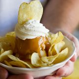Mr Potato Head Sundae Recipe from Brooklyn Farmacy and Soda Fountain