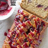 Peanut Butter and Jelly Banana Bread Recipe