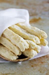 Sour Cream Breadstick Recipe