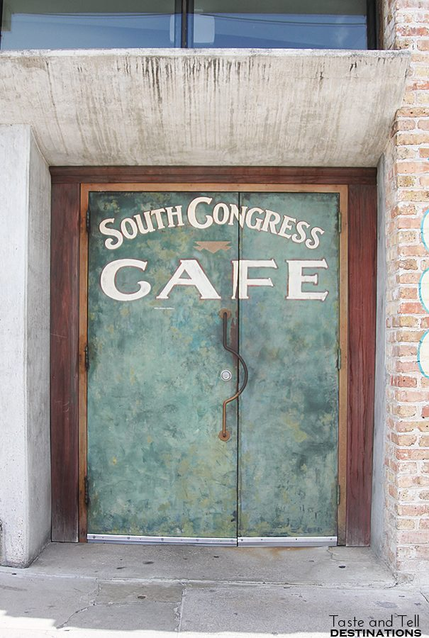South Congress Cafe – Austin, TX