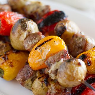 Steak and Potato Kabob Recipe