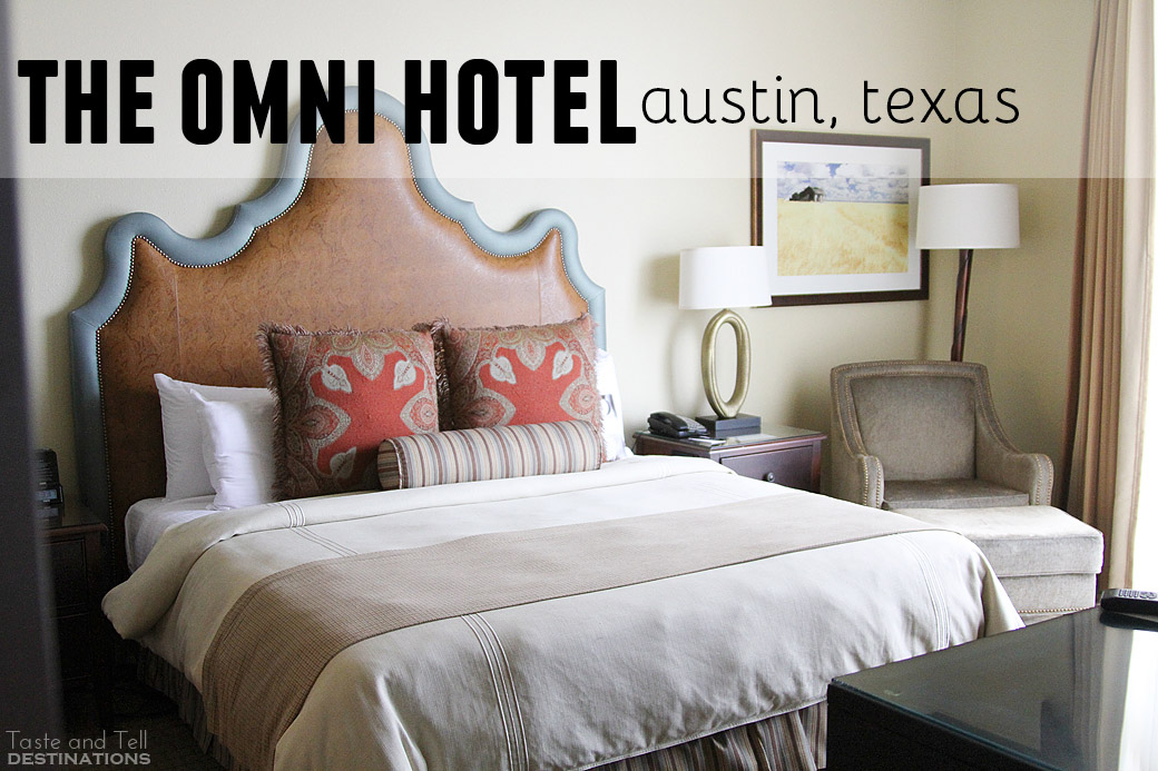 The Omni Hotel in Austin Texas