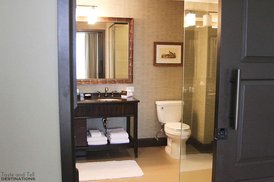 Omni Hotel Austin Bathroom