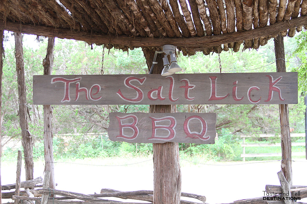 The Salt Lick BBQ