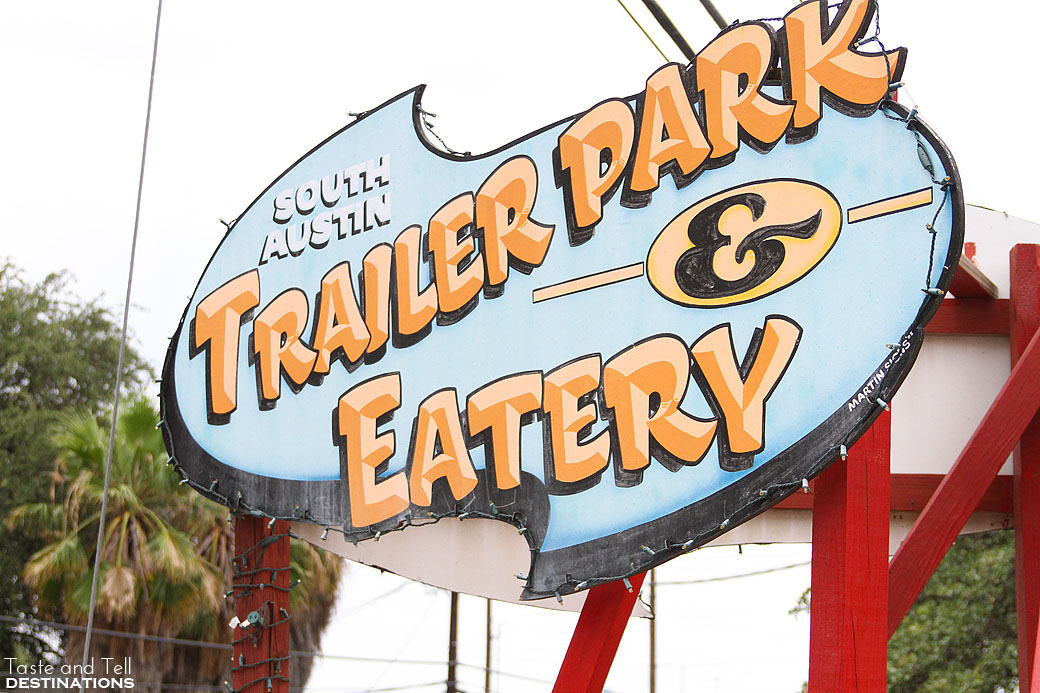 South Austin Trailer Park and Eatery - Torchy's Tacos