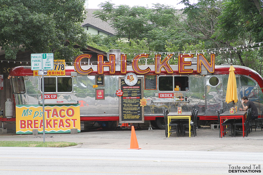 Food Trailer in Austin TX