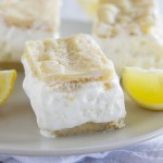 Refreshing Lemon Bar Ice Cream Sandwich Recipe