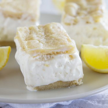 Refreshing Lemon Bar Ice Cream Sandwich Recipe