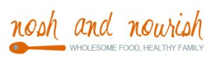Nosh and Nourish Logo