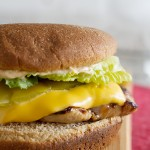 Santa Fe Grilled Chicken Sandwich Recipe - Carl's Jr Copycat