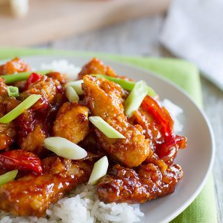 Daddy Wu's Chinese Chicken