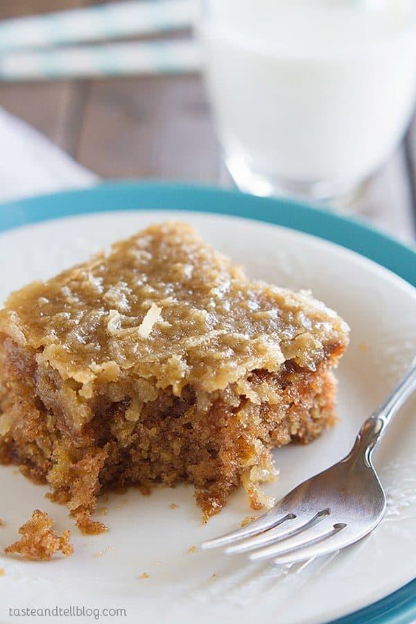 texture of oatmeal cake