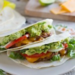 Tex-Mex Cheeseburger Tacos