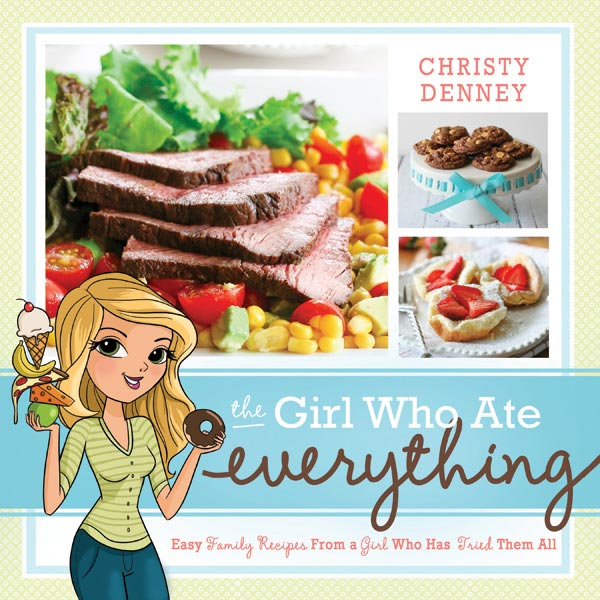 A review of The Girl Who Ate Everything Cookbook, plus a recipe for Cinnamon Roll Sheet Cake.