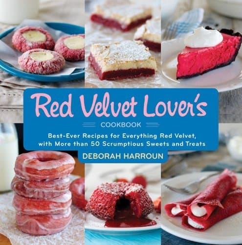 The Red Velvet Lover's Cookbook