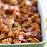 BBQ Bacon Stuffing Recipe