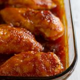 Candied Chicken