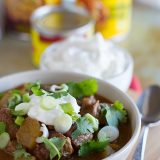 Slow Cooker Enchilada Beef Stew