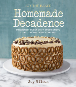 A review of Homemade Decadence by Joy Wilson