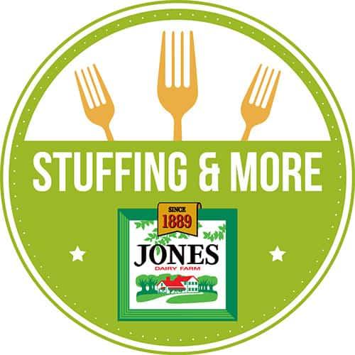 Jones Dairy Stuffing Website