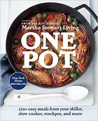 One Pot - 2014 Cookbook Gift Guide on Taste and Tell