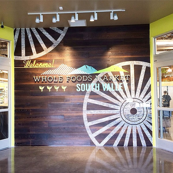 Shopping Responsibly with Whole Foods Market®