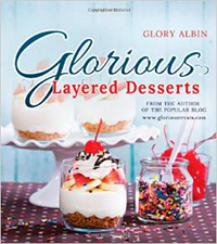 Glorious Layered Desserts - 2014 Cookbook Gift Guide on Taste and Tell