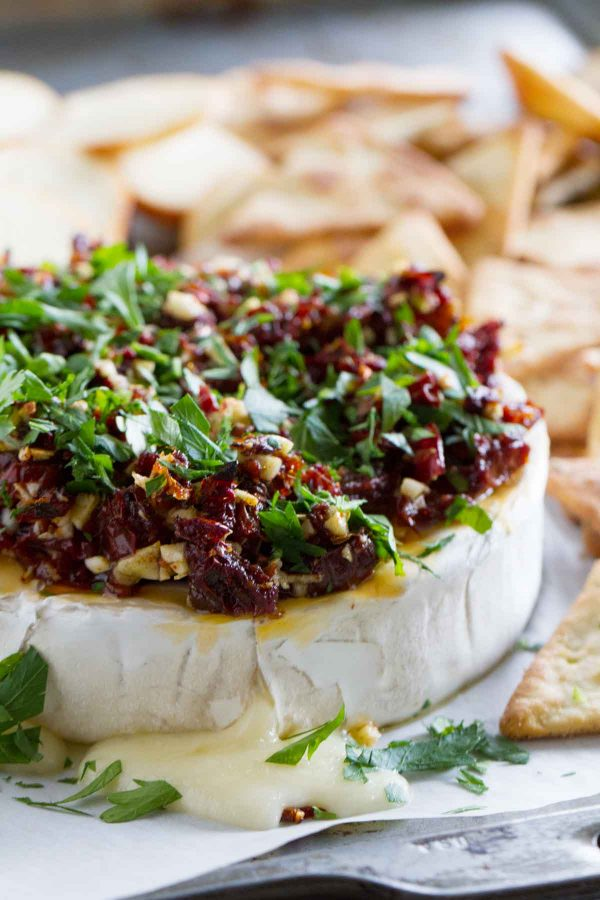 Wheel of Baked Brie
