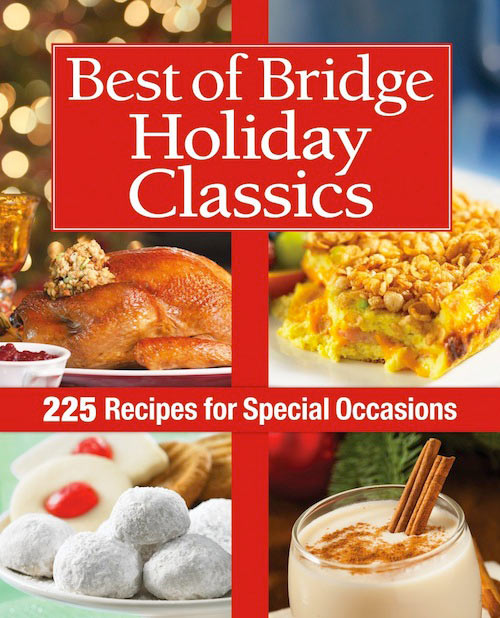 Best of Bridge Holiday Classics Cookbook Review