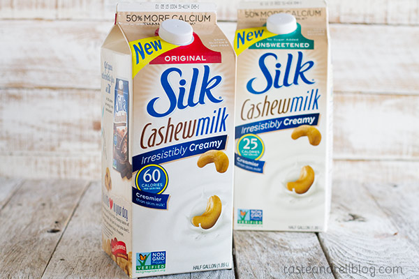 Silk Cashewmilk