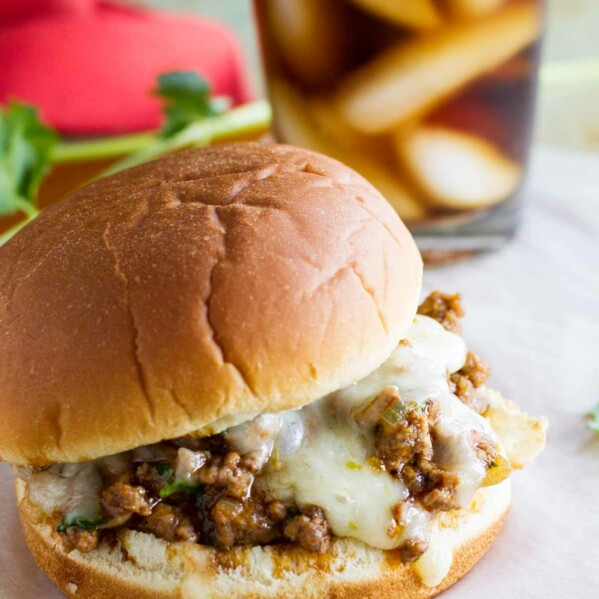 Enchilada Easy Sloppy Joe Recipe