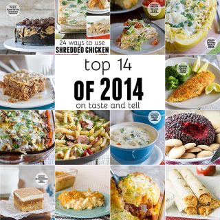 The top 14 posts of 2014 on Taste and Tell
