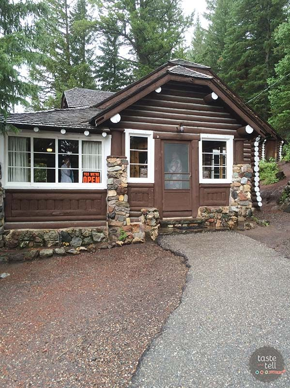 Johnny Sack Cabin in Big Springs, ID on tasteandtellblog.com
