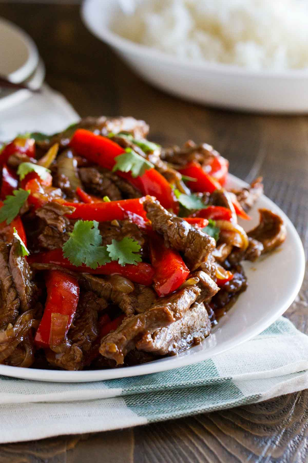 Steak Stir Fry Recipe With Peppers Taste And Tell