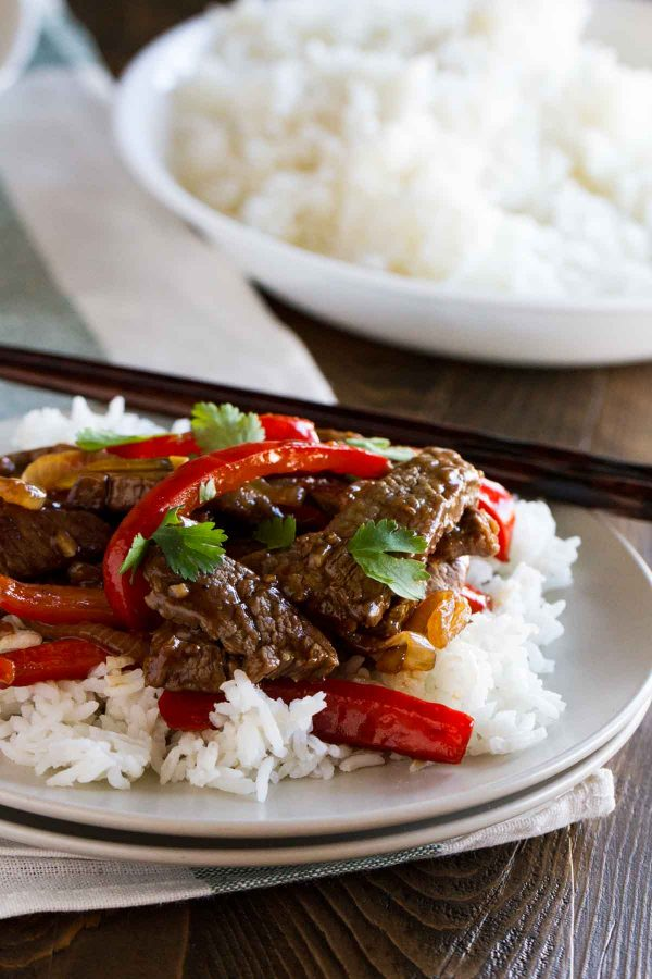 How to Make Steak Stir Fry Recipe with Peppers