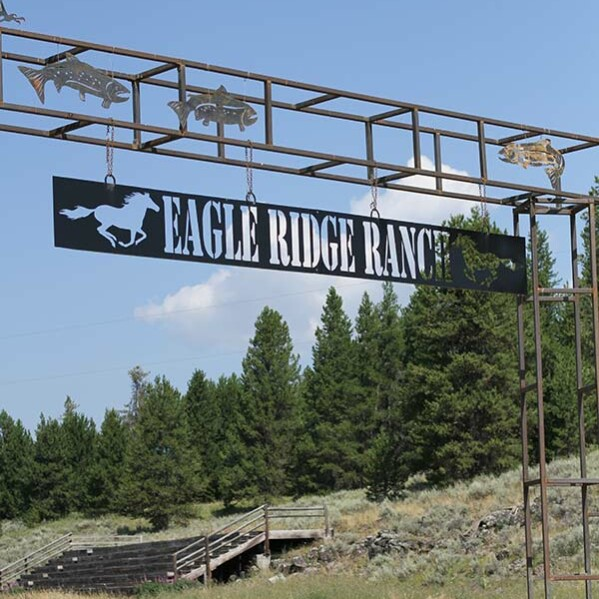 Eagle Ridge Ranch in Island Park Idaho on tasteandtellblog.com