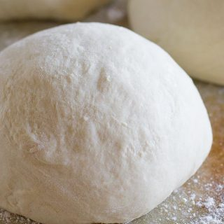 My secret for the BEST Homemade Pizza Dough