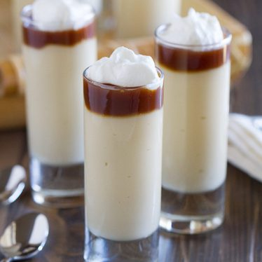 The perfect ending to any meal, this Butterscotch Budino is a creamy Italian pudding that will stick in your memory and leave you craving more!