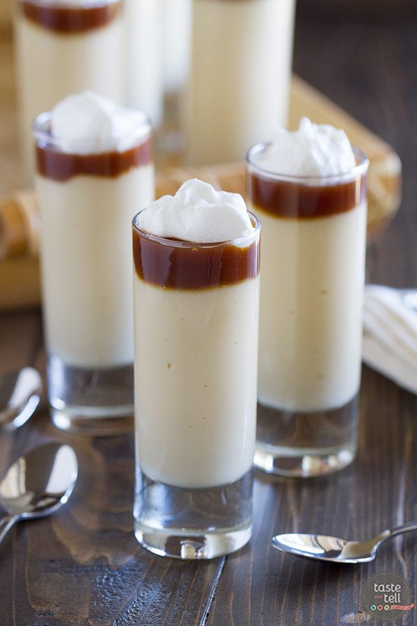 Butterscotch Budino | Salt Lake City Chef's Table Review
