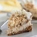 The best of both worlds - this Carrot Cake Cheesecake has two layers of carrot cake with a layer of cinnamon cheesecake sandwiched in-between. Perfect for any carrot cake lover or cheesecake lover!