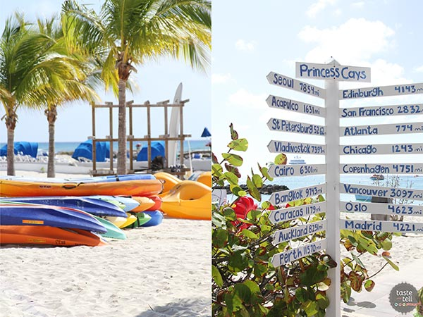 Princess Cays - the island of Eleuthera in the Bahamas, Princess Cruises private port of call.