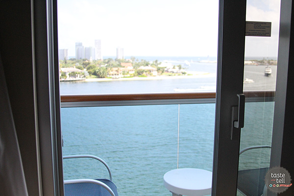 Stateroom on the Regal Princess
