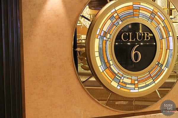 Club 6 - the Regal Princess