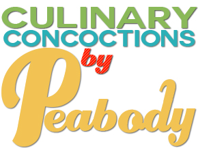 Blogger Spotlight - Culinary Concoctions by Peabody