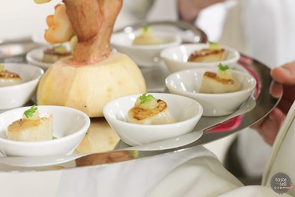 Chef's Table Lumiere on the Regal Princess - www.tasteandtellblog.com