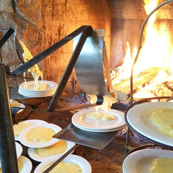 Fireside Dining at Deer Valley Resort - Park City, Utah