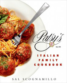 Patsy's Italian Family Cookbook Review and recipe for Roasted Red Pepper Pesto Linguine