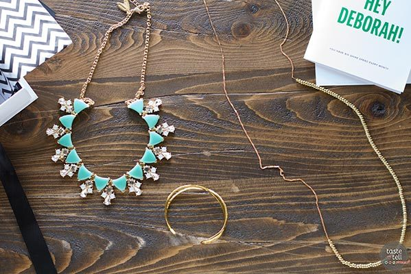 Rocksbox Review - a jewelry subscription service