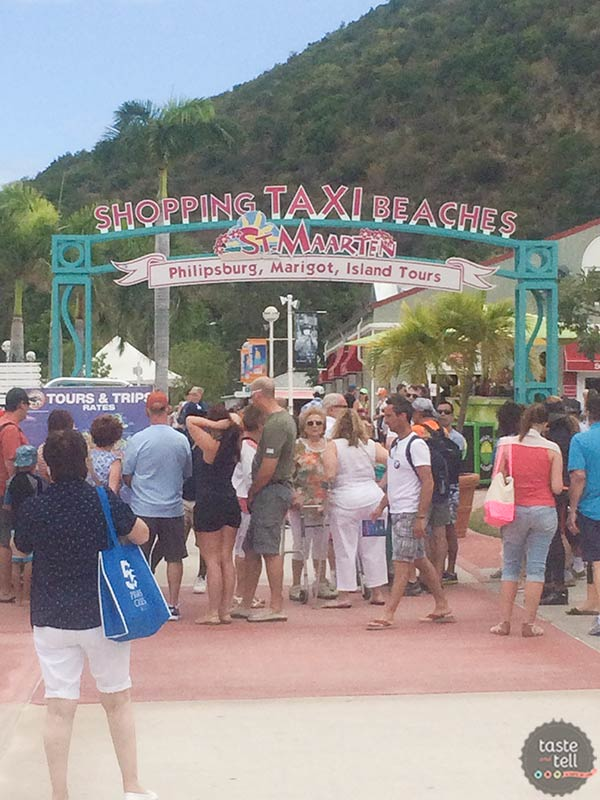 St. Maarten - Cruising with Princess Cruises